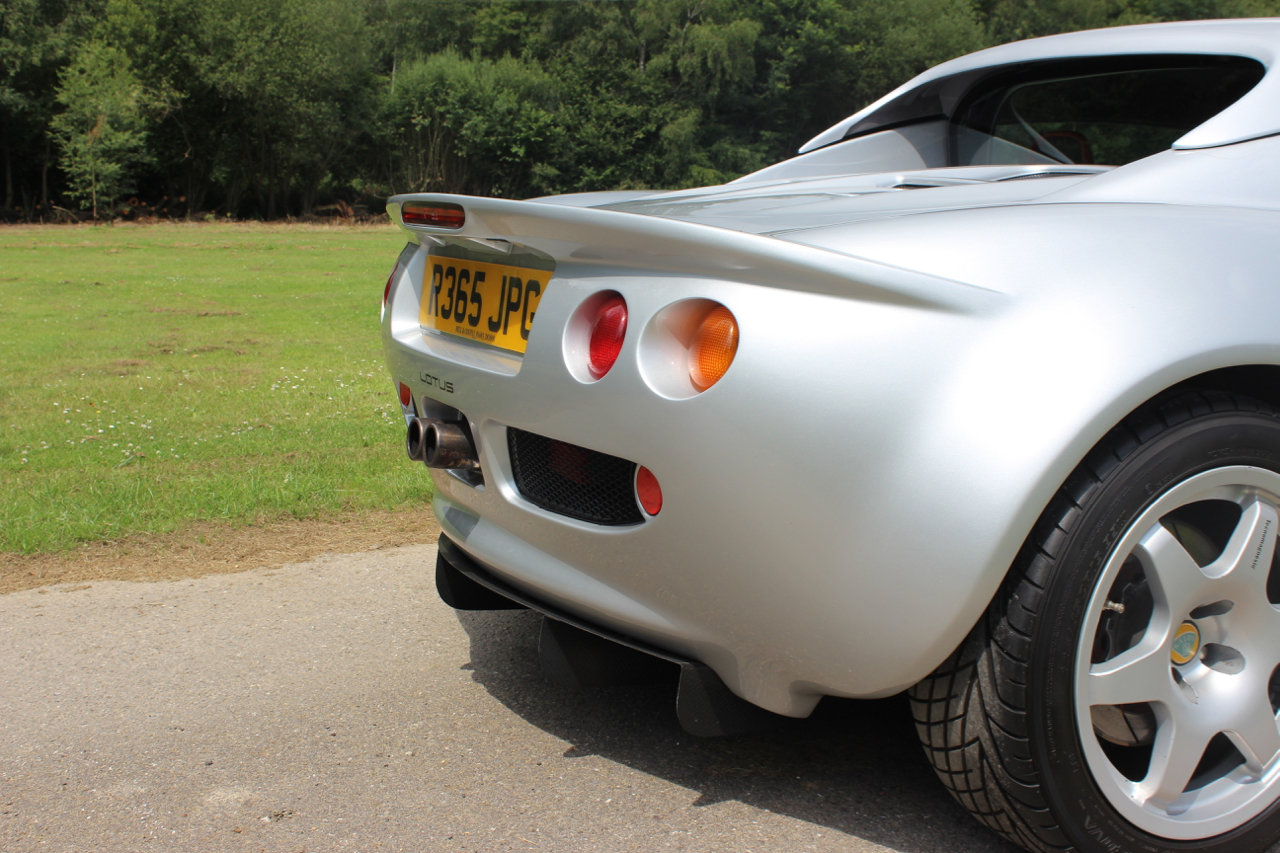 1998 Lotus Honda Elise - One owner, full restoration For Sale (picture 5 of 6)