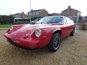 1972 Lotus Europa Twin Cam For Sale