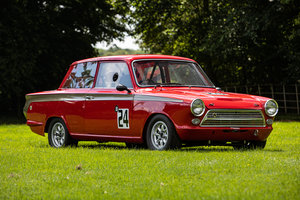 1965 Lotus Cortina  For Sale by Auction