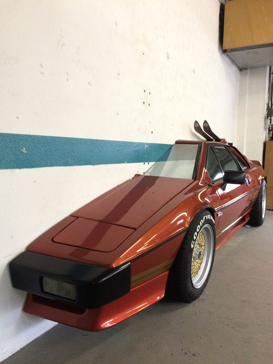 1986 Lotus Esprit Orig Dispaly Model James Bond / For Y For Sale (picture 2 of 4)