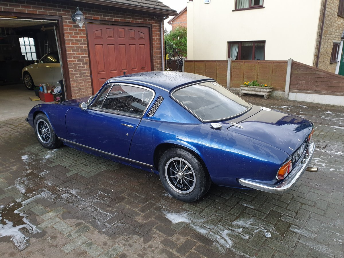 1969 Lotus Elan +2 with 2.0 Zetec 16v conversion For Sale (picture 2 of 6)
