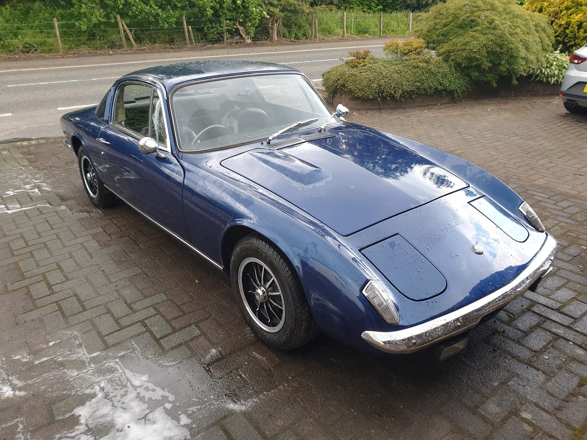 1969 Lotus Elan +2 with 2.0 Zetec 16v conversion For Sale (picture 3 of 6)
