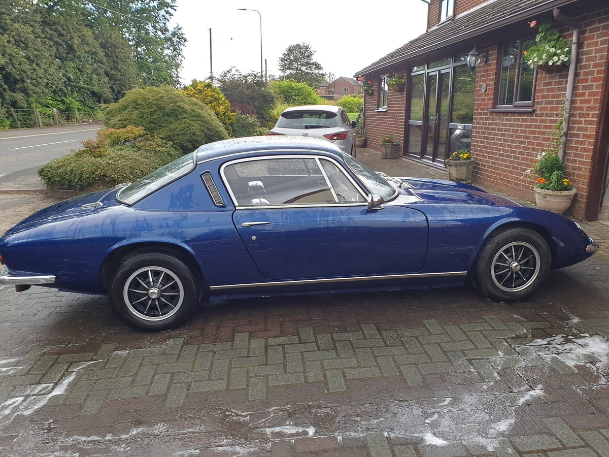 1969 Lotus Elan +2 with 2.0 Zetec 16v conversion For Sale (picture 4 of 6)