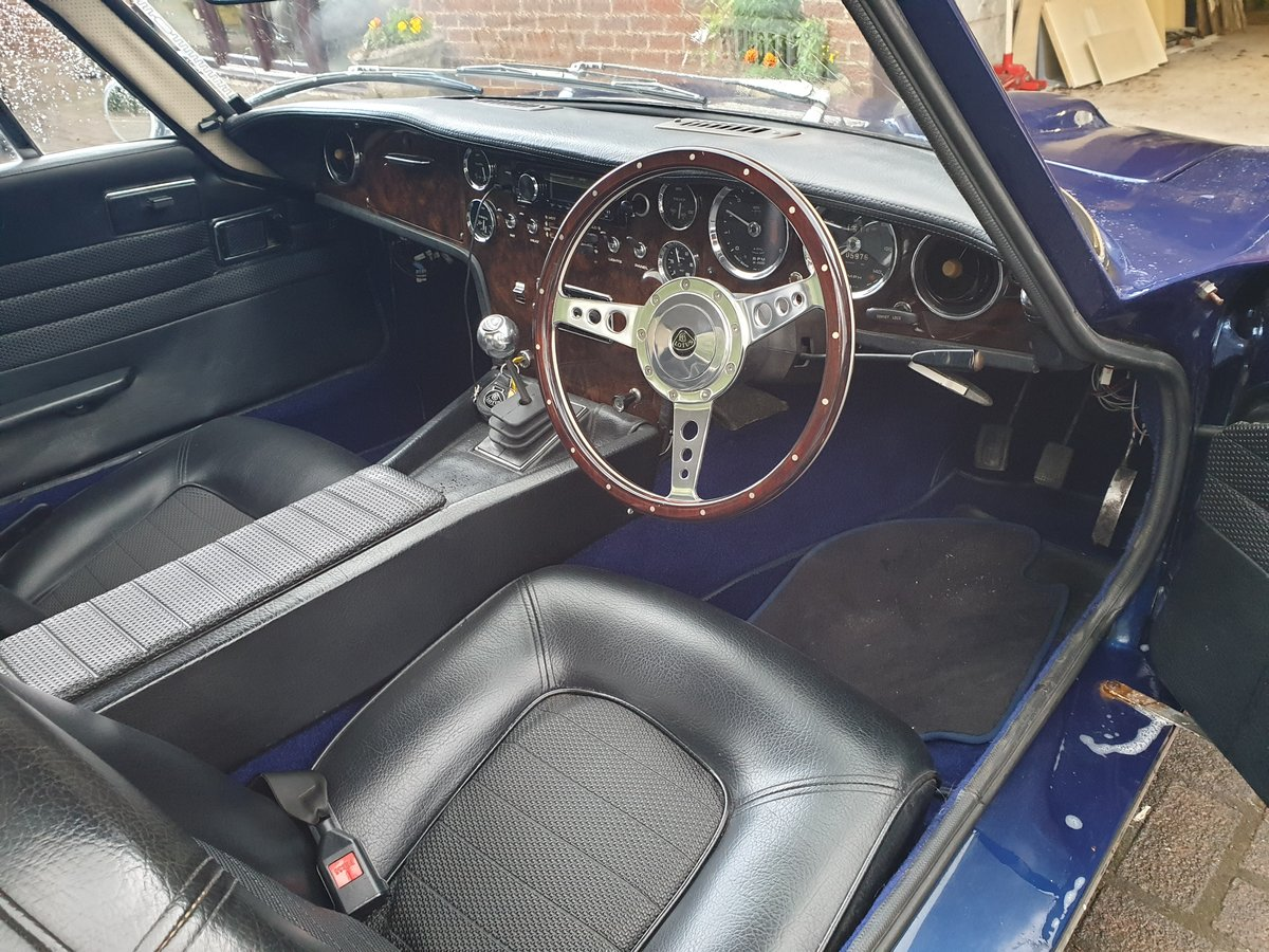 1969 Lotus Elan +2 with 2.0 Zetec 16v conversion For Sale (picture 5 of 6)