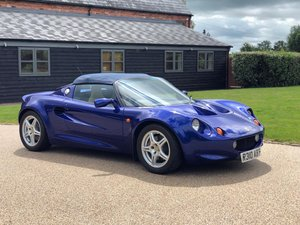 1998 Lotus Elise S1 For Sale by Auction
