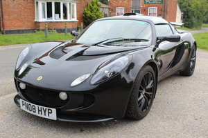 2008 EXIGE S - SUPERCHARGED, 218HP, FULL HISTORY, CONCOURS?