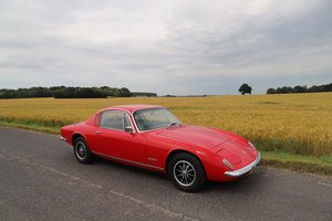 Lotus Elan+2S130/4, 1972.  Superb in Carnival red. For Sale