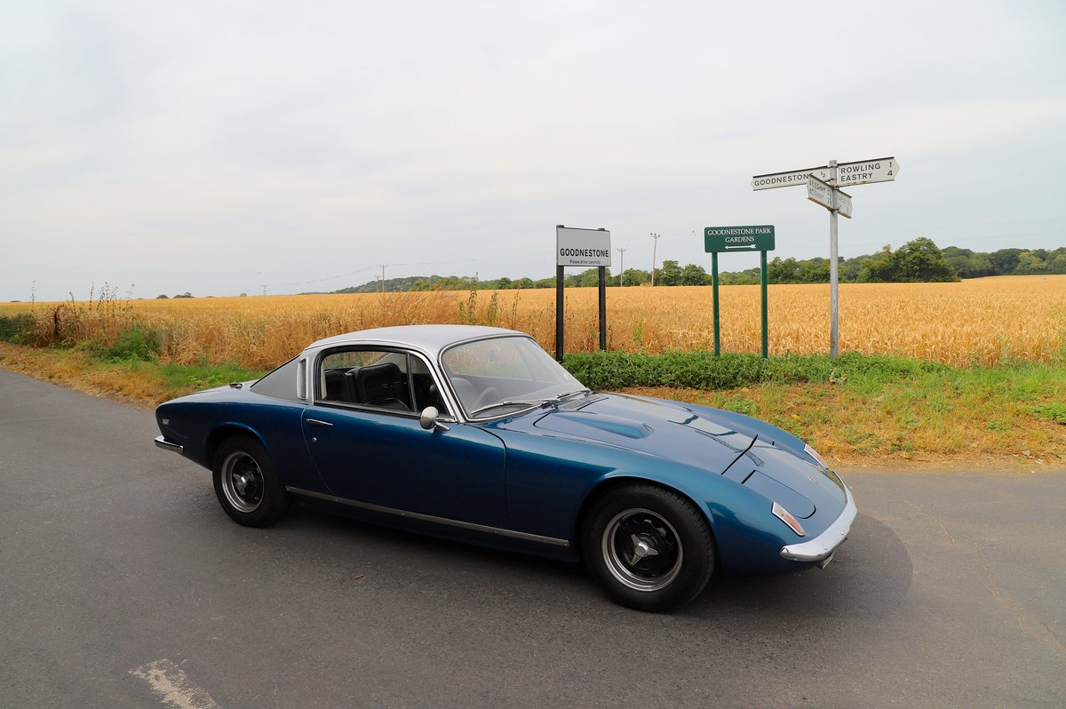 Lotus Elan+2, 1969.  Superb example, Galvanised Chassis. SOLD (picture 1 of 6)