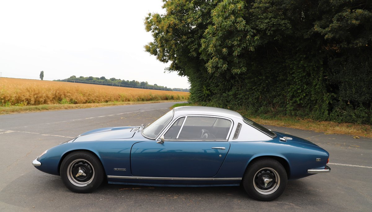 Lotus Elan+2, 1969.  Superb example, Galvanised Chassis. SOLD (picture 3 of 6)