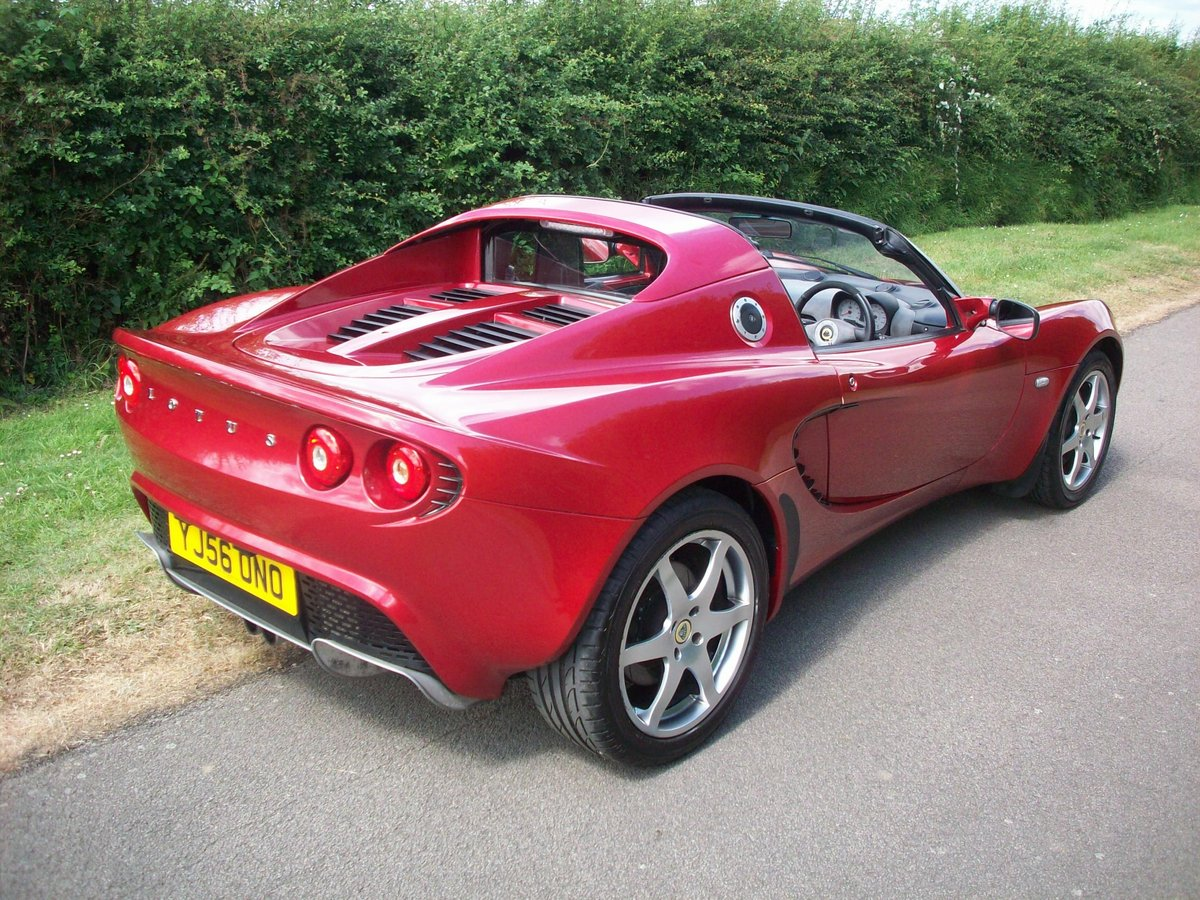2006 Lotus Elise S For Sale (picture 3 of 6)