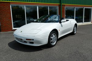 1991 Lotus Elan SE Turbo M100 For Sale VERY LOW MILEAGE For Sale