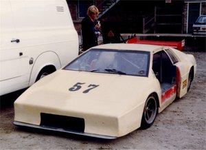 1980 Lotus McQuire Esprit donnington gt championship ca