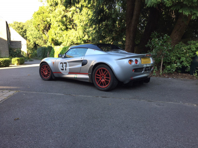 2000 Lotus Elise S1 Race Car For Sale (picture 3 of 6)