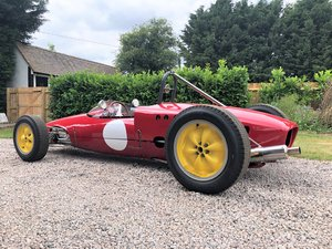 1961 Lotus 20 Formula Junior Ex-Bandini  For Sale