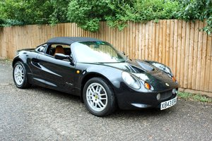 2000 Lotus Elise S1 For Sale