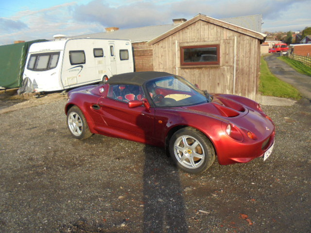 Lotus Elise S1 1999 For Sale (picture 1 of 6)