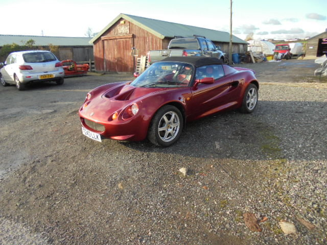 Lotus Elise S1 1999 For Sale (picture 2 of 6)