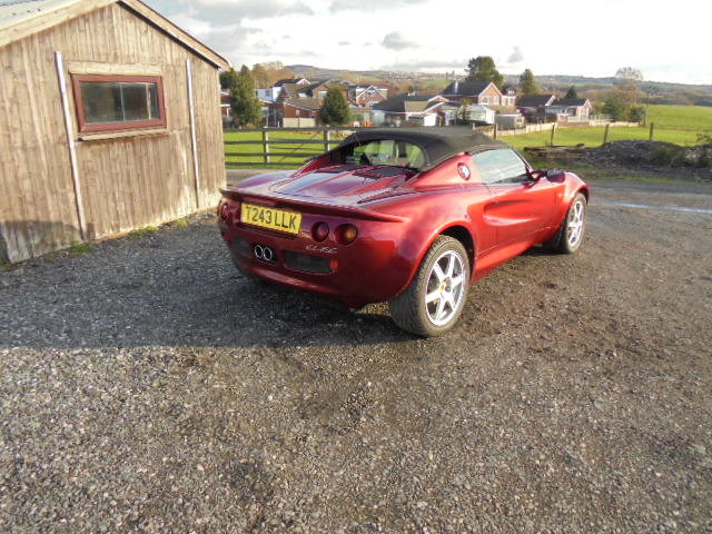 Lotus Elise S1 1999 For Sale (picture 3 of 6)