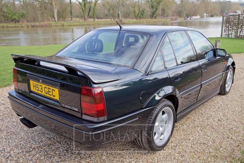 1991 VAUXHALL LOTUS CARLTON  For Sale (picture 2 of 6)