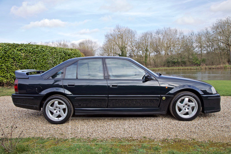 1991 VAUXHALL LOTUS CARLTON  For Sale (picture 3 of 6)