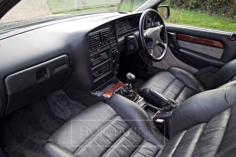 1991 VAUXHALL LOTUS CARLTON  For Sale (picture 4 of 6)