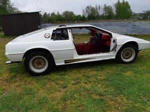 1985 Lotus Esprit Turbo S3 renovation project