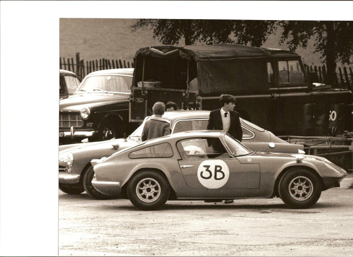 1964 Lotus Elan GTS Race car For Sale (picture 5 of 6)