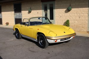 1969 LOTUS ELAN S4 For Sale