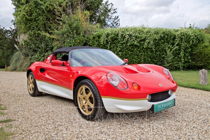 2000 Lotus Elise Type 49 For Sale (picture 1 of 6)