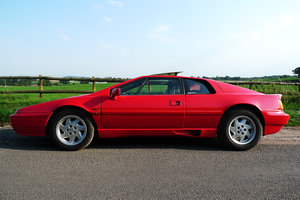 1988 Lotus esprit - 1 of 268 ever made - stunning car