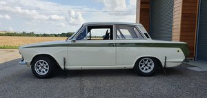 1966 Lotus Cortina, MSA logbook, Endurance spec rally car
