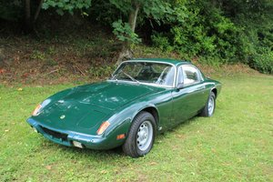1970 Lotus Elan +2 - Lot 638 For Sale by Auction