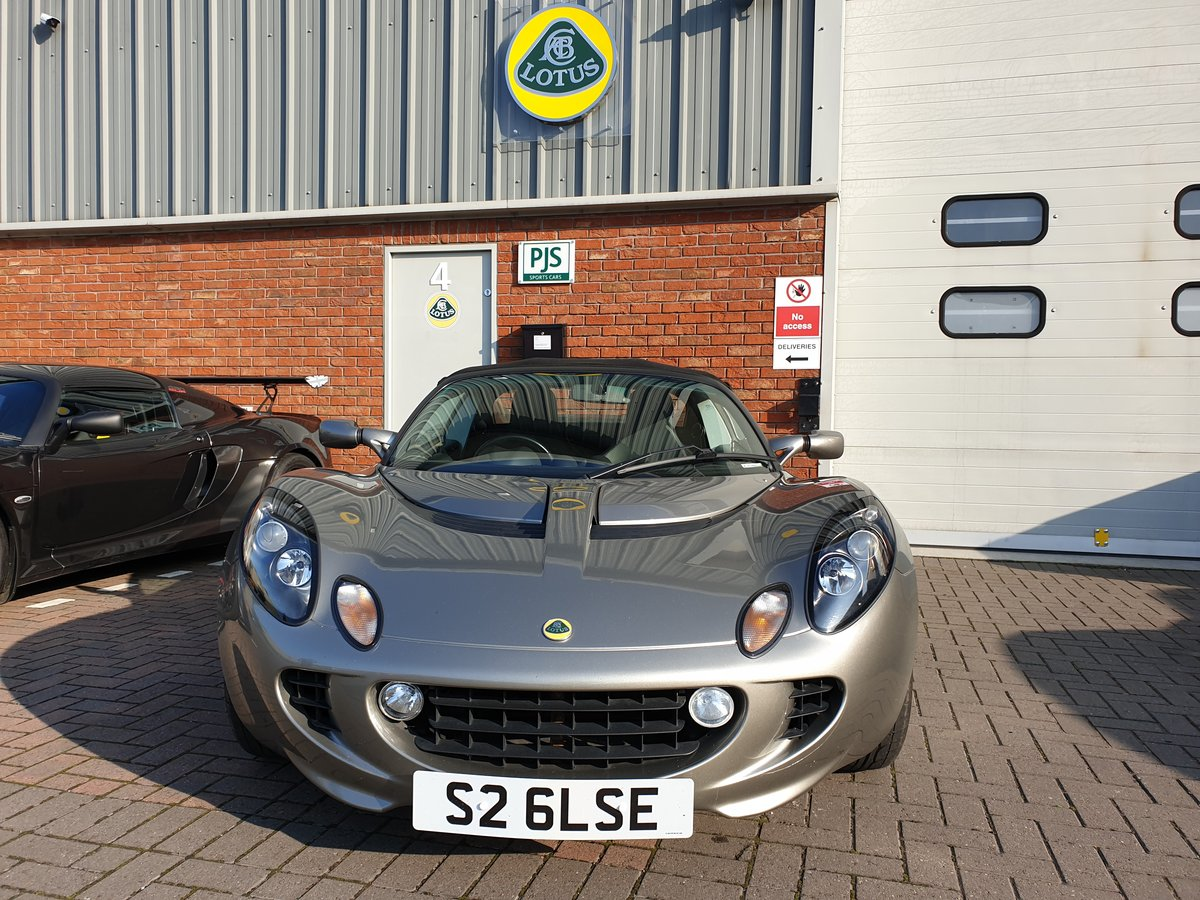 2008 Lotus Elise S For Sale (picture 1 of 6)