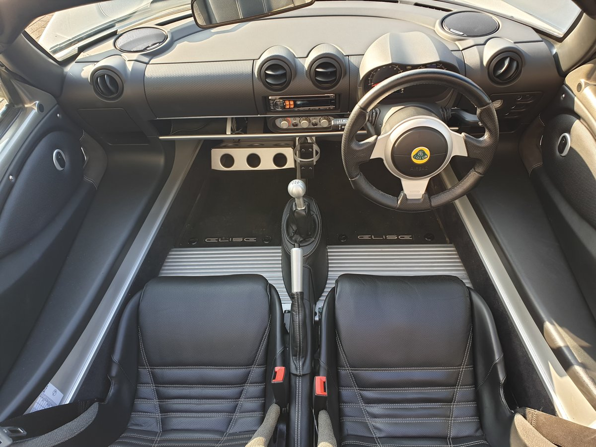 2008 Lotus Elise S For Sale (picture 2 of 6)