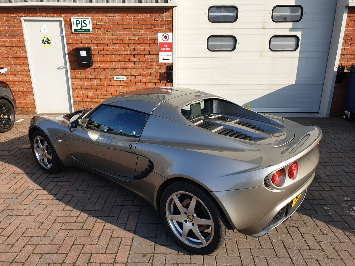 2008 Lotus Elise S For Sale (picture 4 of 6)