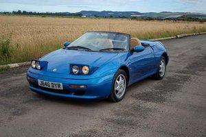 1991 Lotus Elan SE Turbo at Morris Leslie Auction 17th August