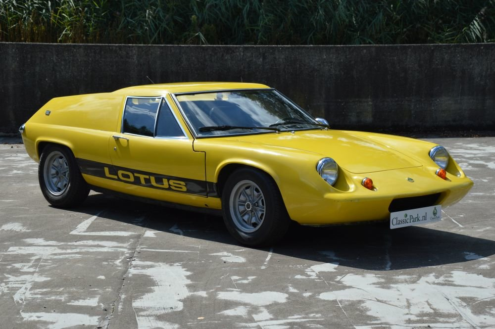 (1052) Lotus Europa - 1970 For Sale (picture 3 of 6)