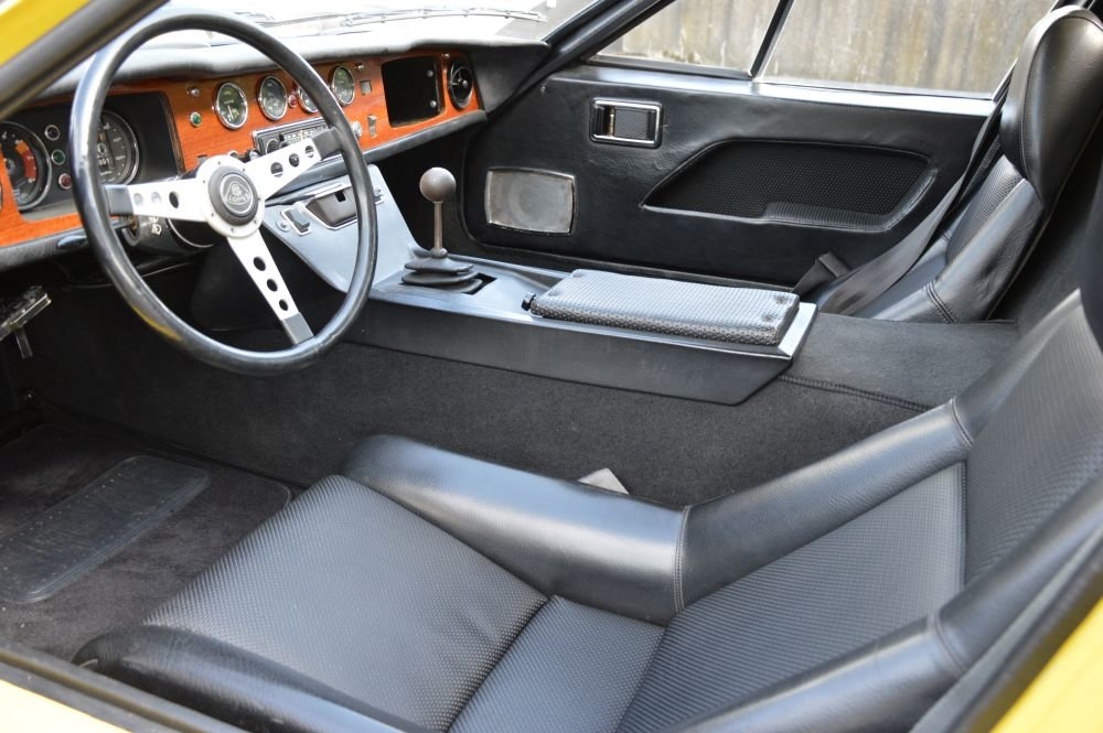 (1052) Lotus Europa - 1970 For Sale (picture 4 of 6)