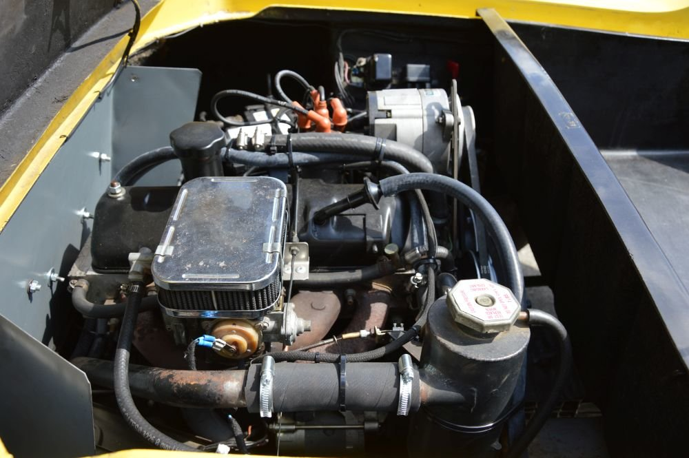 (1052) Lotus Europa - 1970 For Sale (picture 5 of 6)