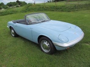 1963 Lotus Elan Series 1 For Sale