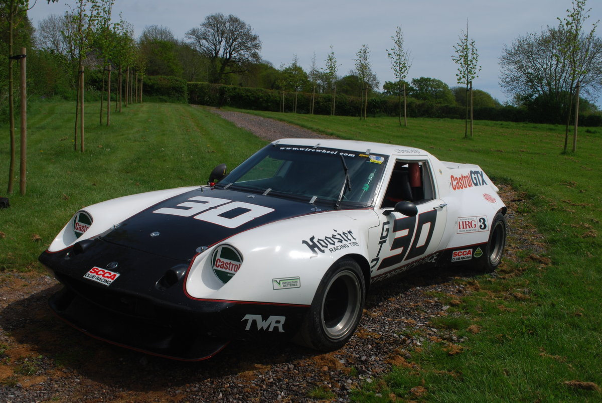 1973 JPS Lotus Europa Race Car For Sale (picture 4 of 6)