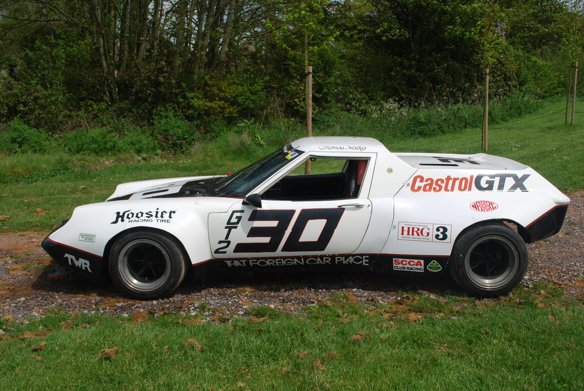 1973 JPS Lotus Europa Race Car For Sale (picture 5 of 6)