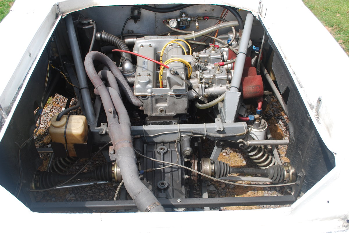 1973 JPS Lotus Europa Race Car For Sale (picture 6 of 6)