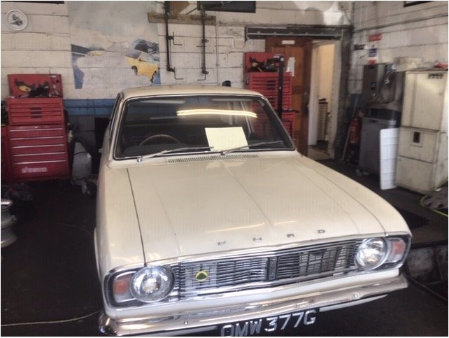 1969 Lotus Cortina Mark 2 For Sale (picture 1 of 4)