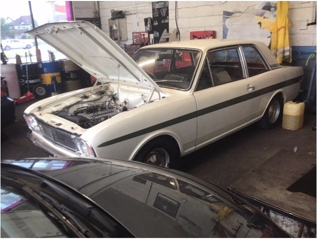 1969 Lotus Cortina Mark 2 For Sale (picture 2 of 4)