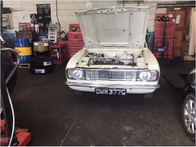1969 Lotus Cortina Mark 2 For Sale (picture 4 of 4)