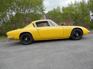 1968 Lotus Elan +2  Chassis,Body,V5C,Chassis Plate.