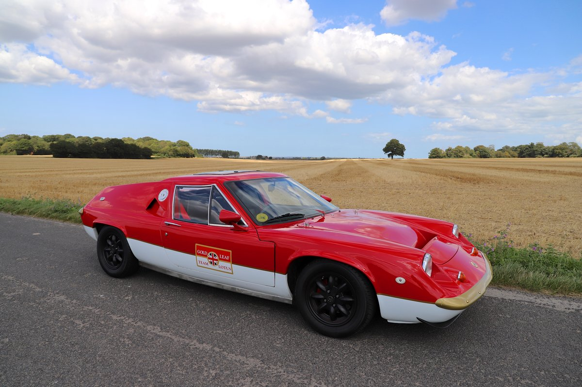 Lotus Europa S2, 1970. Rebuilt and re-engineered.  For Sale (picture 1 of 6)