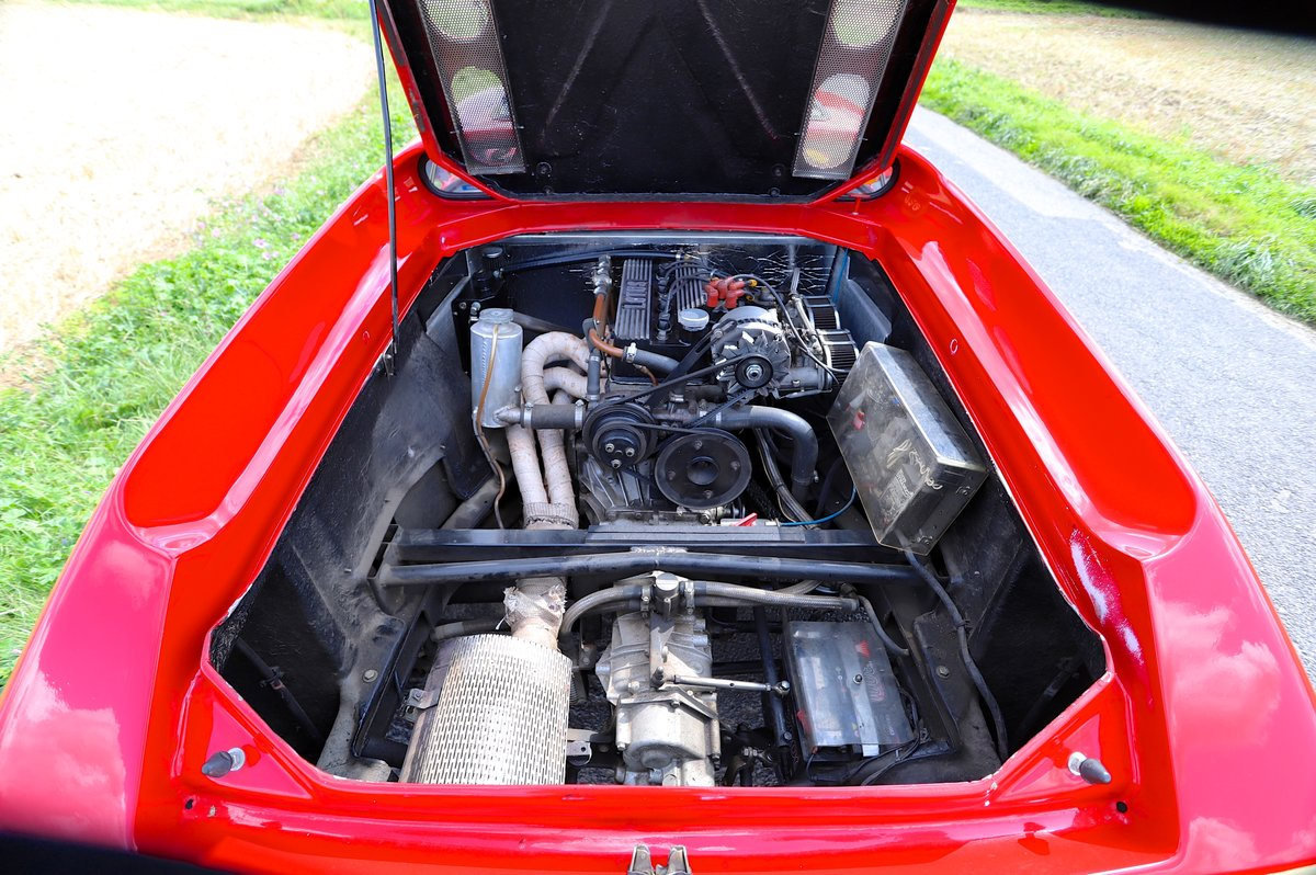 Lotus Europa S2, 1970. Rebuilt and re-engineered.  For Sale (picture 4 of 6)