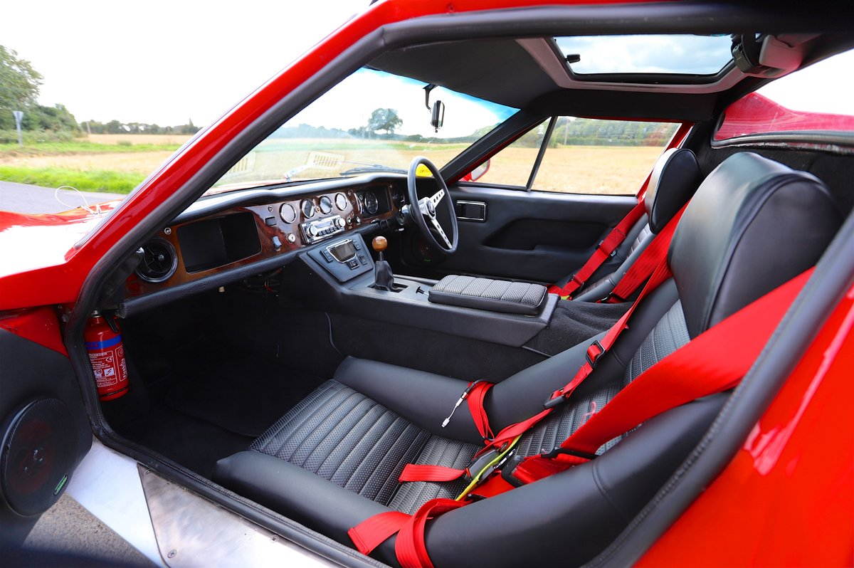 Lotus Europa S2, 1970. Rebuilt and re-engineered.  For Sale (picture 5 of 6)